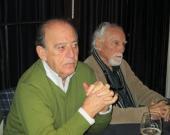 Asistentes a la Tertulia del Congreso de Málaga